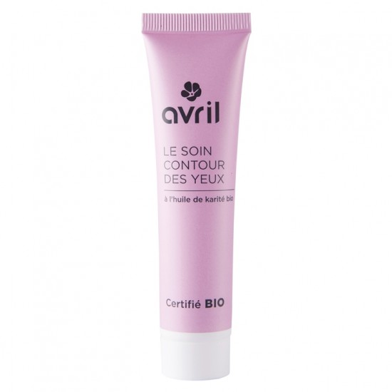 Soin Contour des Yeux Bio Avril Beauté - Made in France