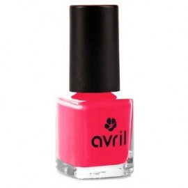 Vernis à ongles Sorbet Framboise n°565 Avril Beauté - Made in France