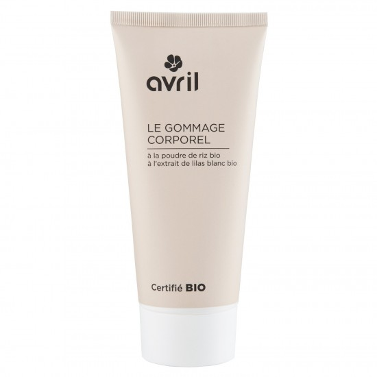 Gommage Corporel Bio Avril Beauté - Made in France