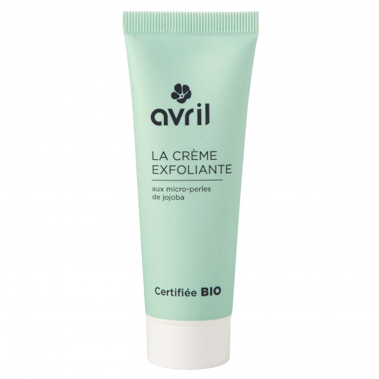Crème Exfoliante Visage Bio Avril Beauté - Made in France