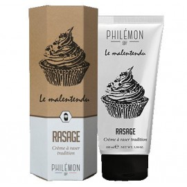 Crème à raser - Le Malentendu - Philemon - 100 % Made in France