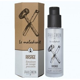 Emulsion de Rasage -Le Maladroit - Philemon