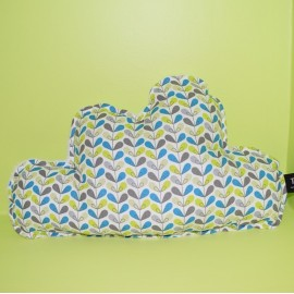 Coussin Nuage Feuille Scandy