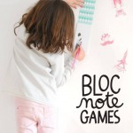 Bloc Note Games Imagine l'autre moitié 6 - Made in France