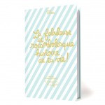 Cahier d'Anniversaire - Made in France