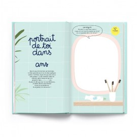 Cahier d'Anniversaire page d'exemple 1 - Made in France