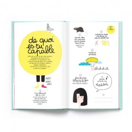 Cahier d'Anniversaire page d'exemple 4 - Made in France