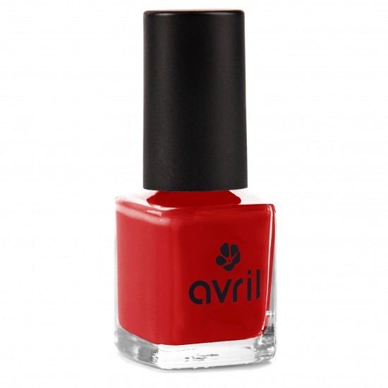 Vernis à Ongles Hibiscus n°561 Avril Beauté - Made in France