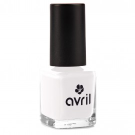 Vernis à Ongles French Blanc n°95 Avril Beauté - Made in France