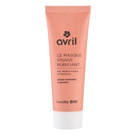 Masque Visage Purifiant Bio Avril Beauté - 50ml